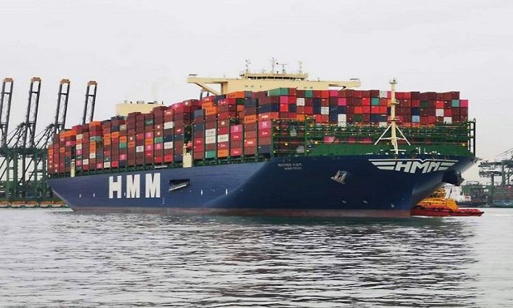 HMM sees profit as Transpacific builds on peak season demand