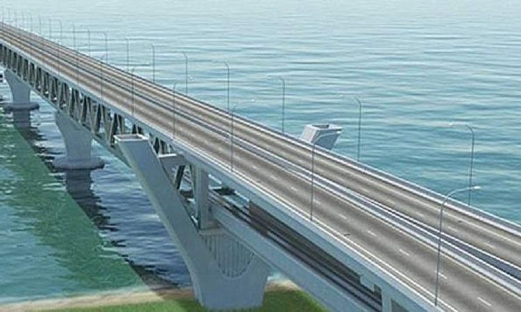 Padma bridge is in full shape – A nation's dream fulfill.